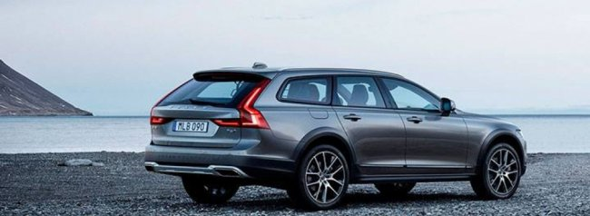 «ХРАНИТЕЛЬ ТРАДИЦИЙ»: ТЕСТ-ДРАЙВ VOLVO V90 CROSS COUNTRY